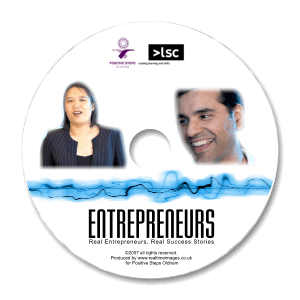 Entrepreneurs Interactive DVD for Schools