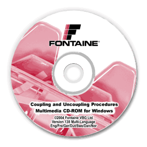 Fontaine Product Training DVD