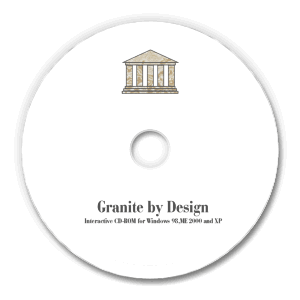 Granite by Design Product catalogue and Training DVD