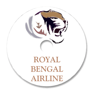 Royal Bengal Airline Ormotional DVD